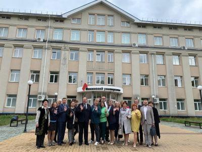 Участие в работе Международной научно-практической конференции в Нижнем Новгороде