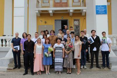28 июня  состоялась торжественная церемония вручения  дипломов выпускникам  на отделении среднего профессионального образования.