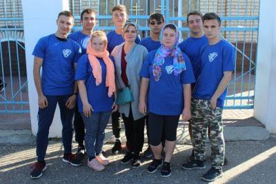 Православный молодежной слет «Мы Вместе!»