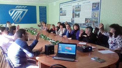 20 сентября в Себряковском филиале ВолгГТУ прошла профсоюзная отчетно-выборная конференция