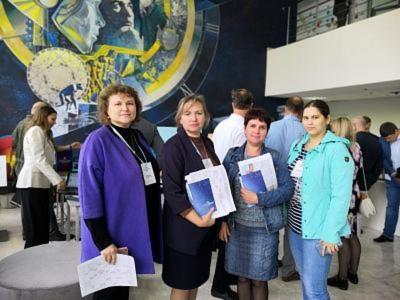 Сотрудники нашего филиала посетили открытие первого в регионе пространства коллективной работы
