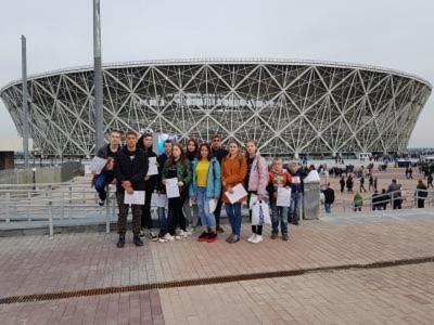 Экскурсионная поездка в город-герой Волгоград