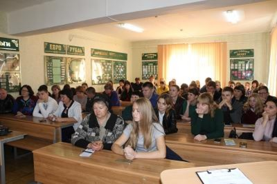 В Себряковском филиал состоялся День открытых дверей.