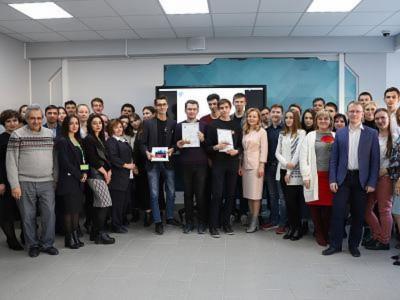 Первые успехи участников Школы технологического предпринимательства Себряковского филиала ВолгГТУ