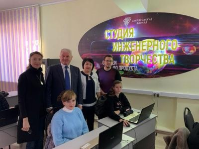 Себряковский филиал ВолгГТУ посетил Депутат Государственной Думы – Плотников Владимир Николаевич