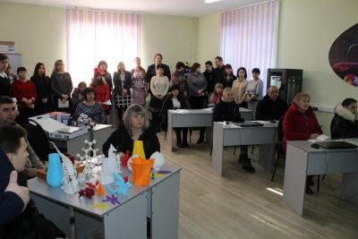 День открытых дверей в Себряковском филиале