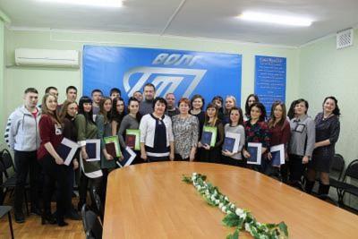 11 февраля состоялась торжественная церемония вручения  дипломов выпускникам заочного отделения высшего образования