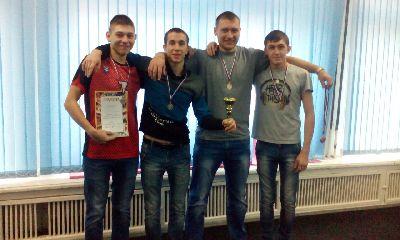 Первенство городского округа город Михайловка по волейболу среди молодежных команд (юноши)